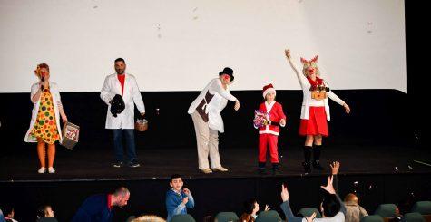 Karácsonyi mozizás 2018.12.08