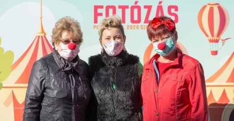 Családi nap Petőfi-telepen – Bohócdoktor színesítették a programot
